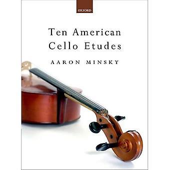 Tudes de Cello americano diez