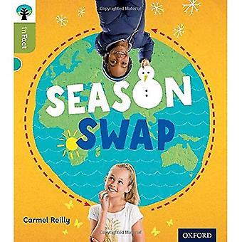 Oxford Reading Tree InFact: Level 7: Swap-Saison