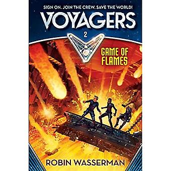 Voyagers: Book 2: Game of Flames