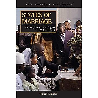Staaten der Ehe (neue afrikanische Geschichten)
