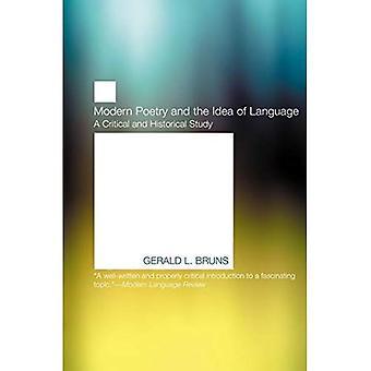 Modern poesi och idén om språk (amerikansk litteratur (Dalkey Arkiv))