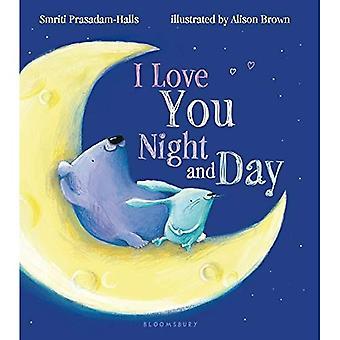 Je t'aime jour et nuit
