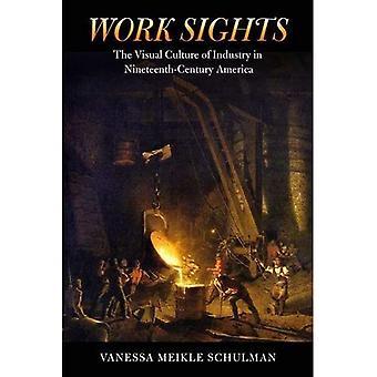 Sites de travail: La Culture visuelle de l'industrie en Amérique du XIXe siècle (Science/technologie/Culture)