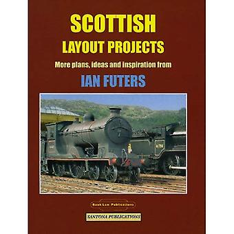 Scottish Layout Projects: More Plans, Ideas and Inspiration from Ian Futers