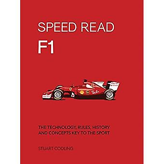 Speed Read F1: The Technology, Rules, History and Concepts Key to the Sport (Speed Read)