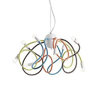 Ideell Lux - Multiflex farget anheng IDL141909