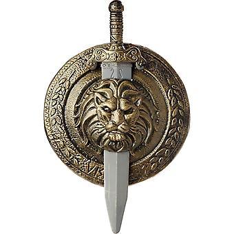 Gladiator Shield zwaard 18 Inch