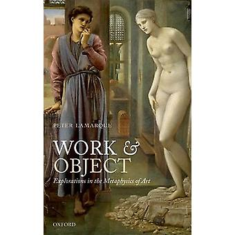 WORK  OBJECT by Lamarque & Peter