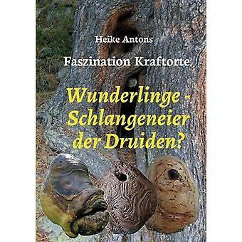 Wunderlinge  Schlangeneier Der Druiden by Antons & Heike