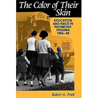 Die Farbe ihrer Haut: Bildung und Rennen in Richmond, Virginia, 1954-89