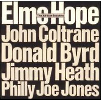 Elmo Hope - All-Star Sessions [CD] USA import