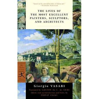 Lives of the Most Eminent Painters - Sculptors and Architects by Gior