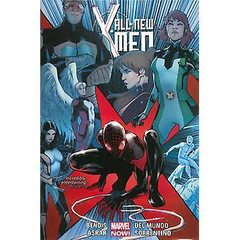 All-New X-Men Vol. 4 - Volume 4 by Brian Michael Bendis - Mahmud A. As