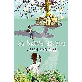 As Brave as You - 9781432849313 Book