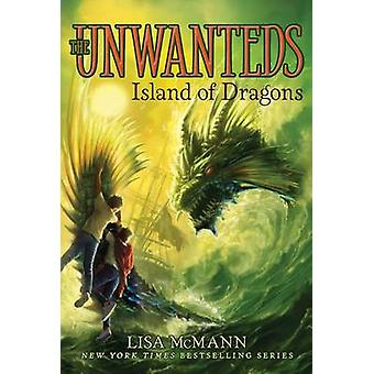 Island of Dragons by Lisa McMann - 9781442493384 Book