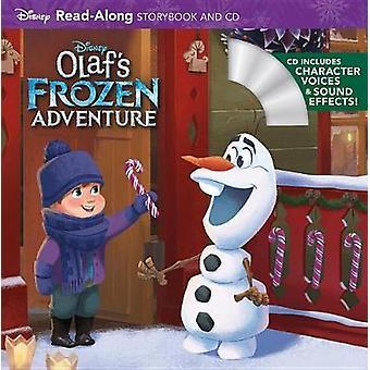 Olaf's Frozen Adventure by Disney Storybook Art Team - 9781484784914