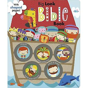 Big Look Bible Stories by Dawn Machell - 9781860249860 Book