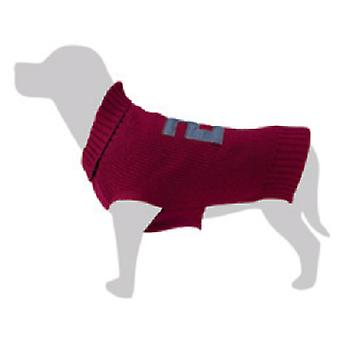 Arquivet Jersey Lana Rojo Hueso para Perros (Dogs , Dog Clothes , Sweaters and hoodies)