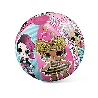 L.O.L. Surprise! LOL Beach ball Swimming ball Inflatable 50cm