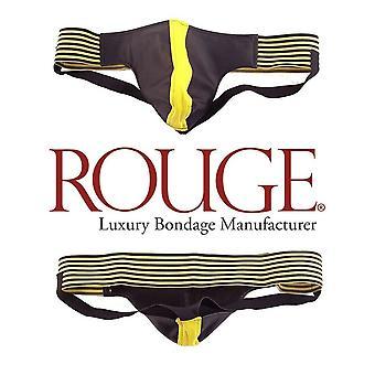 Rouge Garments' Mens Jock Strap (RJS1112BW)