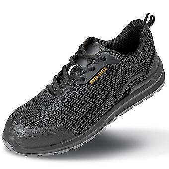 Result Work Guard All-black Safety Trainer
