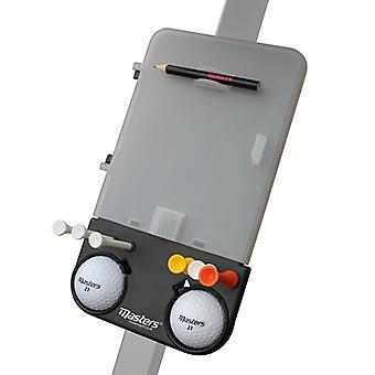 Deluxe Golf Trolley Scorecard Houder heeft ook accessoires