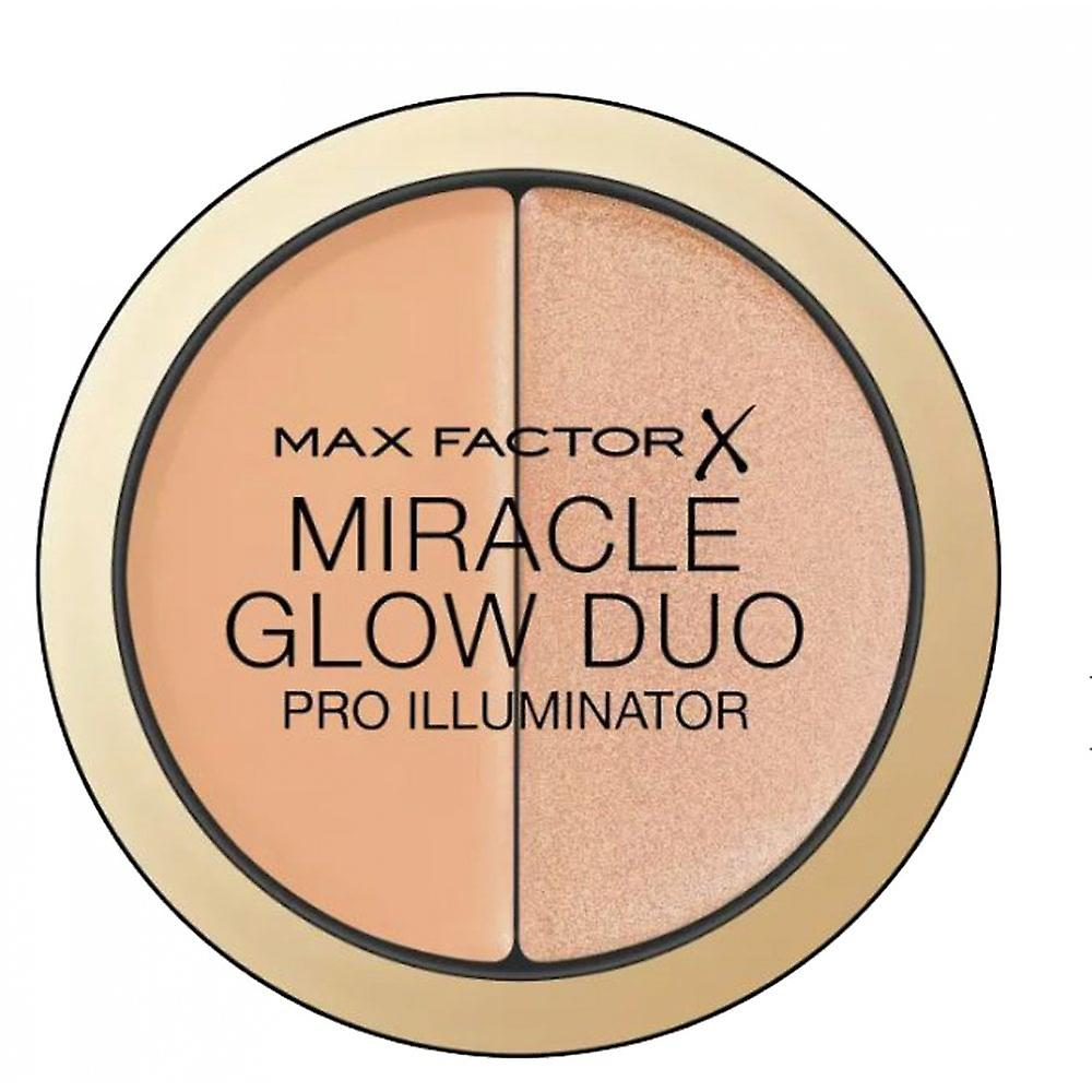 Max Factor Miracle Glow Duo Pro Illuminator - 20 Medium