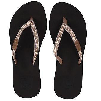 Sandale pour femme de récif - gingembre brun/pêche