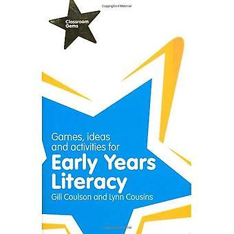 Gems de classe : Jeux, idées et activités pour l'alphabétisation de la petite enfance