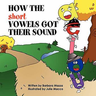 Cómo las vocales cortas consiguieron su sonido