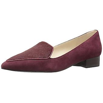 Cole Haan Womens Dellora Skimmer Leather Pointed Toe Slide Flats
