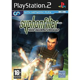 Syphon Filter The Omega Strain (PS2) - As New