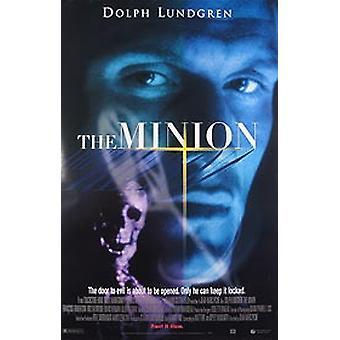 1998: The Minion (Video) Original Video Poster