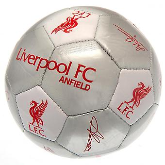 ليفربول FC التوقيع لكرة القدم