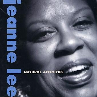 Jeanne Lee - Natural Affinities [CD] USA import