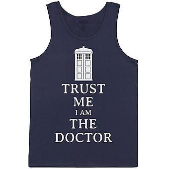 ثق بي أنا الطبيب -- الرجال سترة