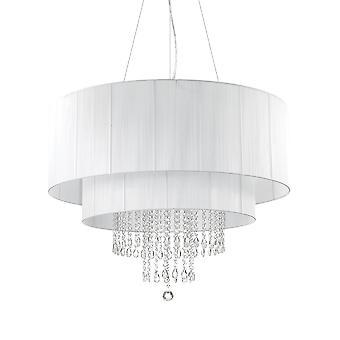 Idéal Lux Opera Light Pendant Light White IDL165011