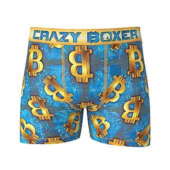 Bitcoin design heren ' s Boxer slips