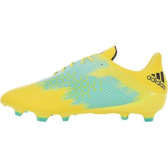 adidas Performance Mens Predator Malice Control FG Rugby Shoe Boots - Yellow