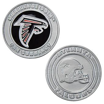 Challenge Coin Card Guard - Atlanta Falcons