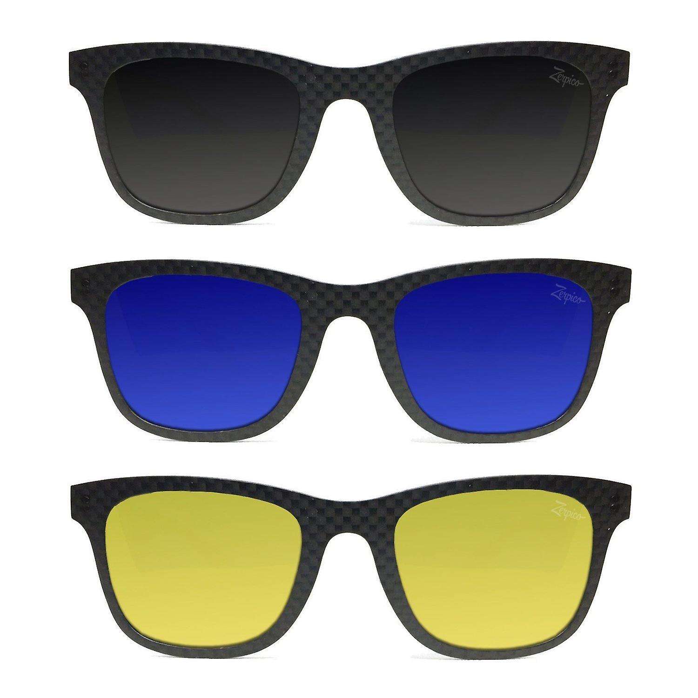 Fibrous - Extra Sunglass Lenses - For V2 Version