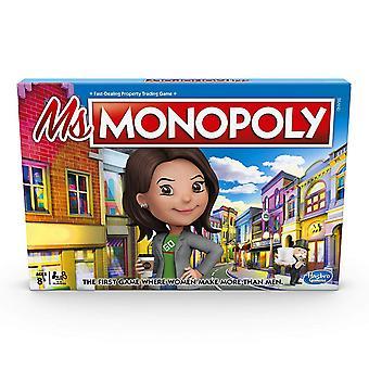 MS. Monopoly Brettspiel