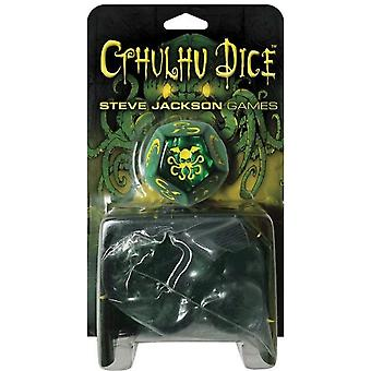 Cthulhu Dice - Dice Game