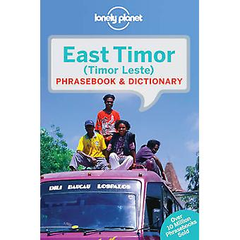 Lonely Planet East Timor Phrasebook  Dictionary