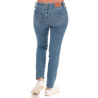 Womens Levi's 712 Slim Jeans In Call Of Duty