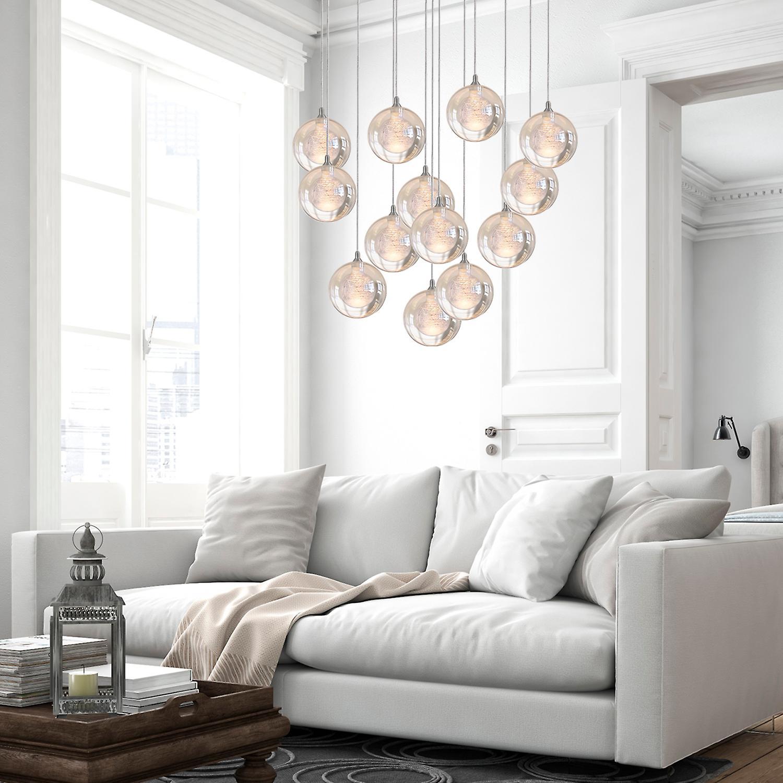 Trioen Belysning Orlando Moderne Hvit Marmor Bordlampe