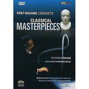 R. Strauss - Alpine Symphony: Kent Nagan [DVD] USA import