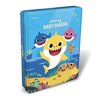 Baby Shark Tin of Books