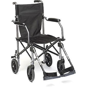 Drive rolstoel travelite tc 005 volledig inklapbaar - lichtgewicht