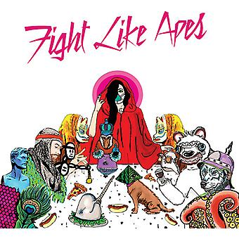 Fight Like Apes - Fight Like Apes [CD] USA import